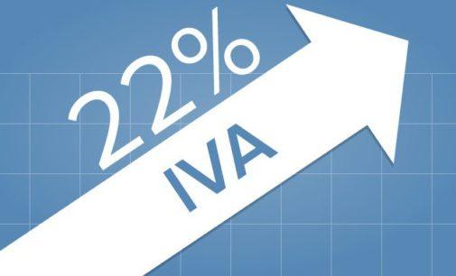 Coro di no contro l'aumento delle aliquote Iva