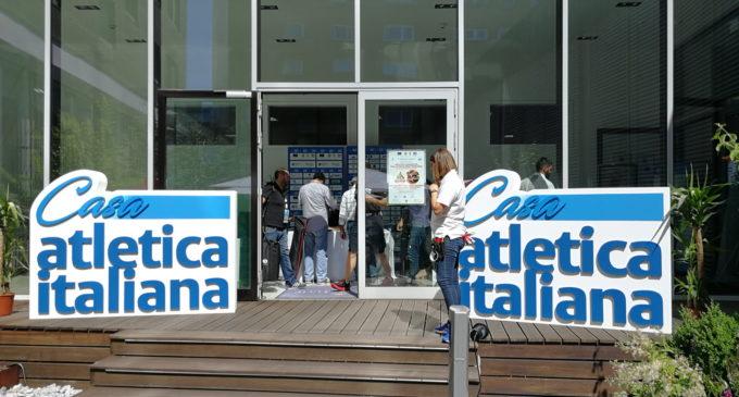 """Confcommercio e Fida partner di """"Casa atletica italiana"""" agli europei di atletica a Berlino"""