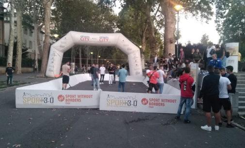 """Sul """"Pubblico Passeggio"""" di Piacenza vince il binomio sport e cibo sano"""